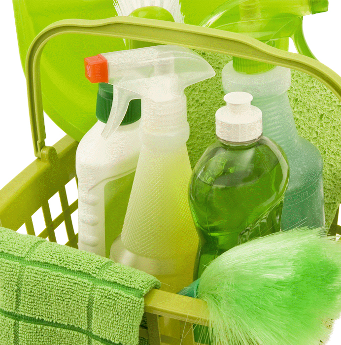 green janitorial services Atlanta, GA