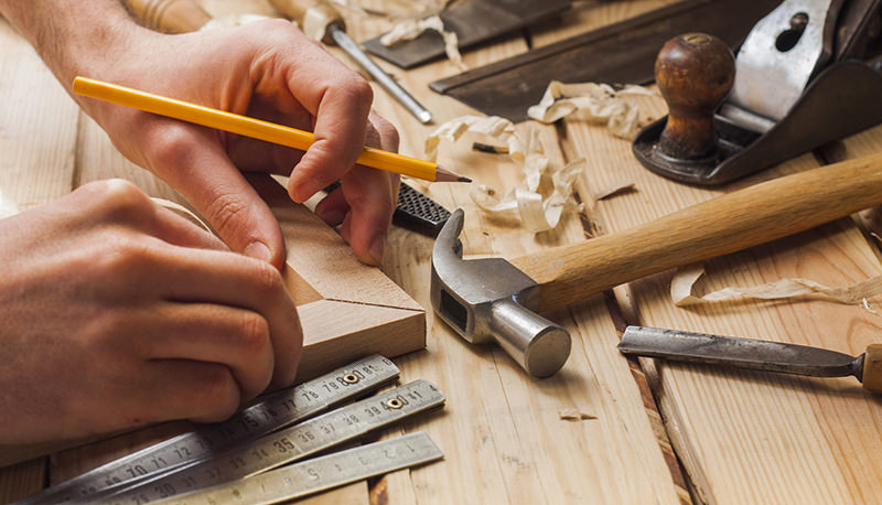 carpentry services in the woodlands, tx